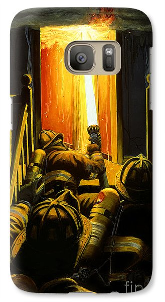 Devil's Stairway Galaxy Case by Paul Walsh