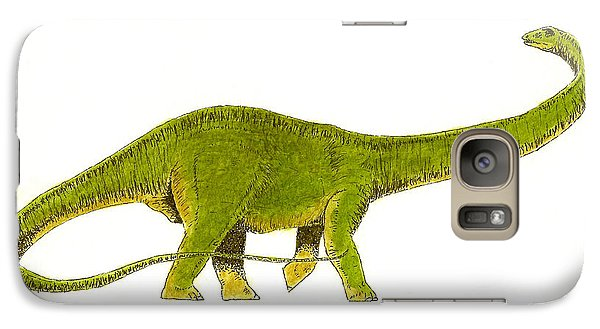 Diplodocus Galaxy Case by Michael Vigliotti
