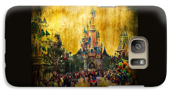 Disney World Galaxy Case by Svetlana Sewell