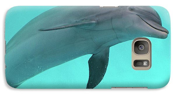 Dolphin Galaxy S7 Case by Sandy Keeton
