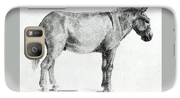 Donkey Galaxy S7 Case by George Stubbs