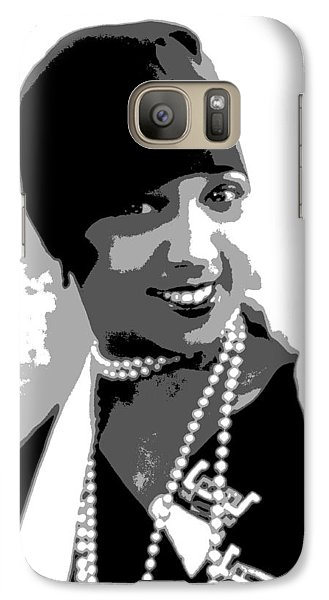 Dorothy Dandridge Galaxy S7 Case by Charles Shoup