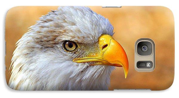 Eagle 7 Galaxy Case by Marty Koch