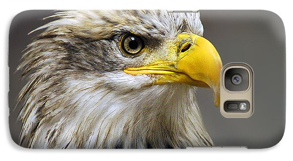 Eagle Galaxy S7 Case by Harry Spitz