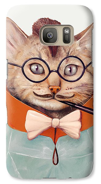 Eclectic Cat Galaxy Case by Animal Crew