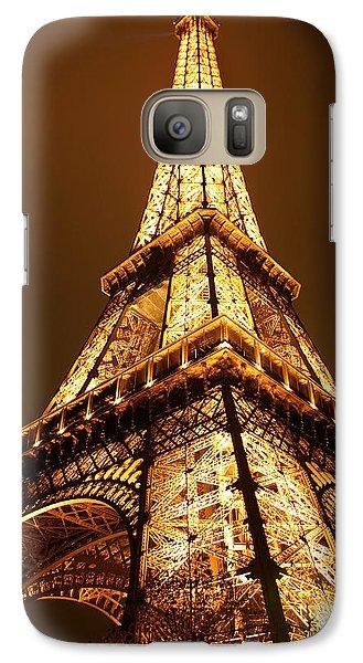 Eiffel Galaxy S7 Case by Skip Hunt