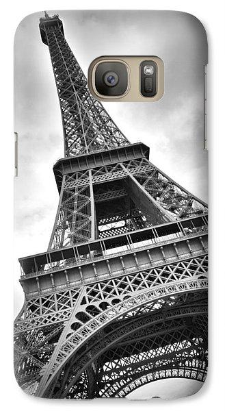 Eiffel Tower Dynamic Galaxy S7 Case by Melanie Viola