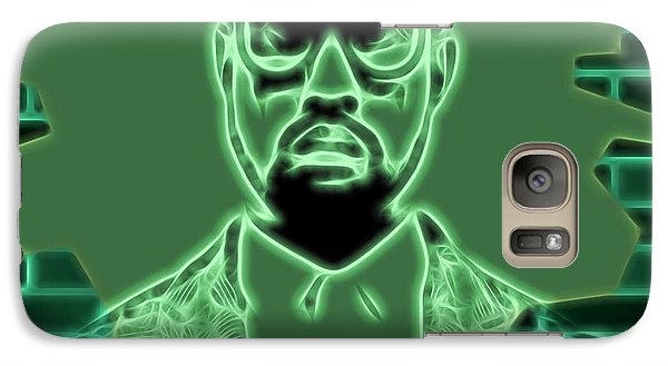 Electric Kanye West Graphic Galaxy Case by Dan Sproul