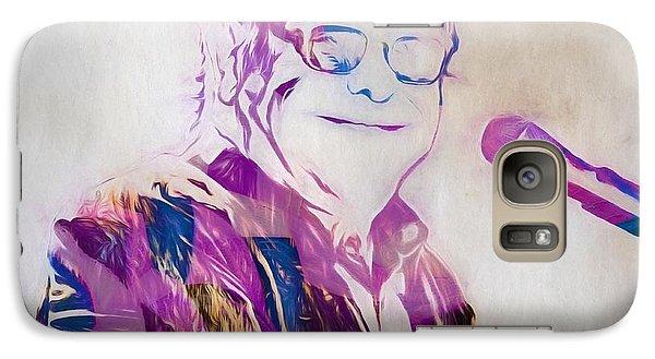 Elton John Galaxy Case by Dan Sproul