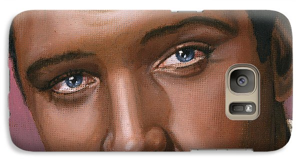 Elvis 24 1962 Galaxy S7 Case by Rob De Vries
