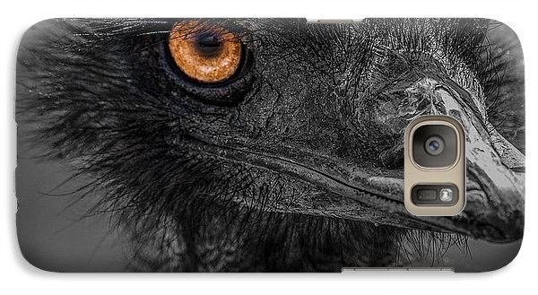 Emu Galaxy S7 Case by Paul Freidlund