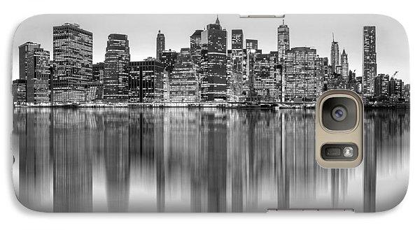 Enchanted City Galaxy S7 Case by Az Jackson