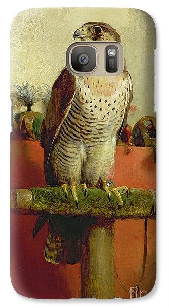 Falcon Galaxy S7 Case by Sir Edwin Landseer