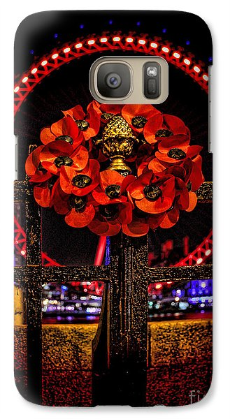 Final Salute Galaxy S7 Case by Jasna Buncic