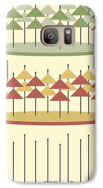 Forest - 2 Galaxy S7 Case by Finlay McNevin