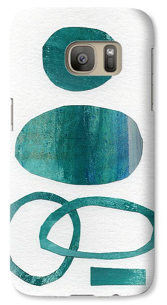 Fresh Water Galaxy Case by Linda Woods
