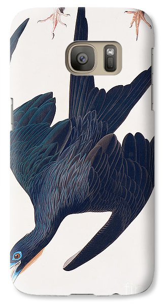 Frigate Penguin Galaxy S7 Case by John James Audubon
