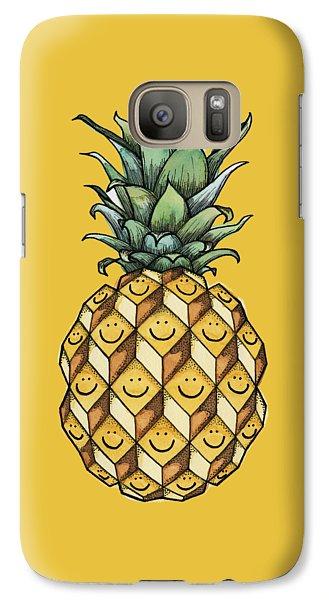 Fruitful Galaxy S7 Case by Kelly Jade King