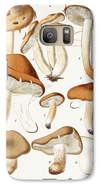 Fungi Galaxy Case by Jean-Baptiste Barla