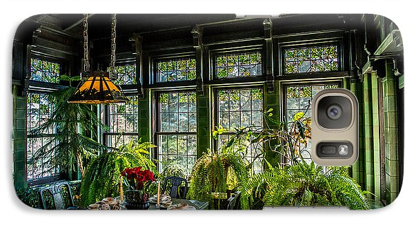 Glensheen Mansion Breakfast Room Galaxy Case by Paul Freidlund