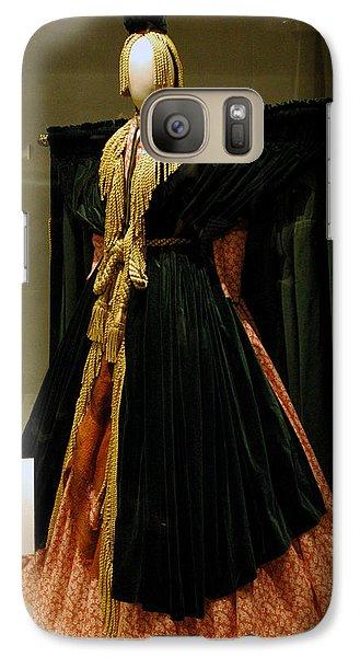 Gone With The Wind - Carol Burnett Galaxy S7 Case by LeeAnn McLaneGoetz McLaneGoetzStudioLLCcom