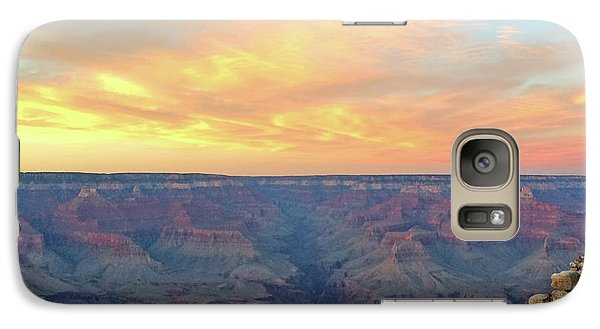 Grand Canyon No. 5 Galaxy Case by Sandy Taylor