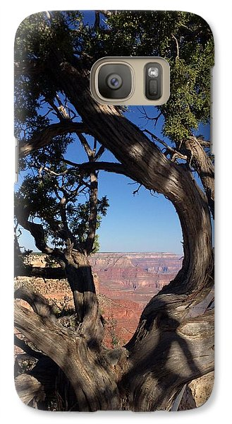 Grand Canyon No. 6 Galaxy Case by Sandy Taylor