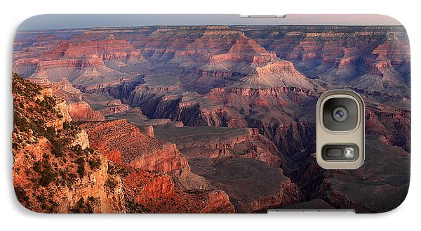 Grand Canyon Sunrise Galaxy Case by Pierre Leclerc Photography
