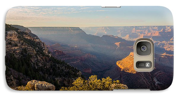 Grandview Sunset - Grand Canyon National Park - Arizona Galaxy Case by Brian Harig
