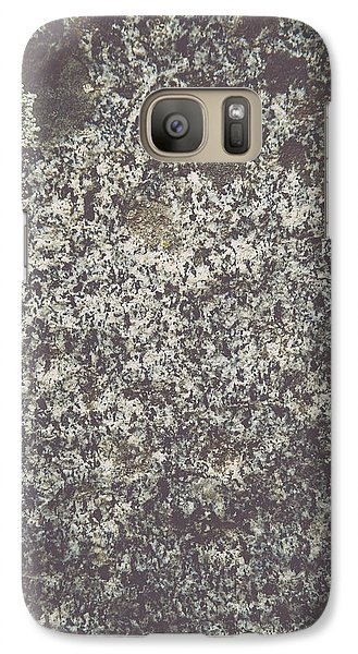 Granite Background Galaxy S7 Case by Brandon Bourdages