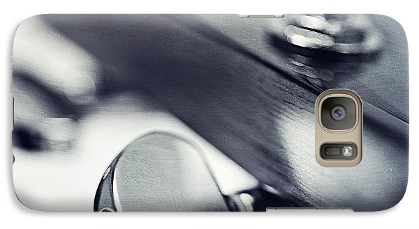 guitar I Galaxy S7 Case by Priska Wettstein