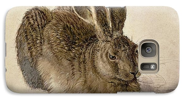 Hare Galaxy S7 Case by Albrecht Durer