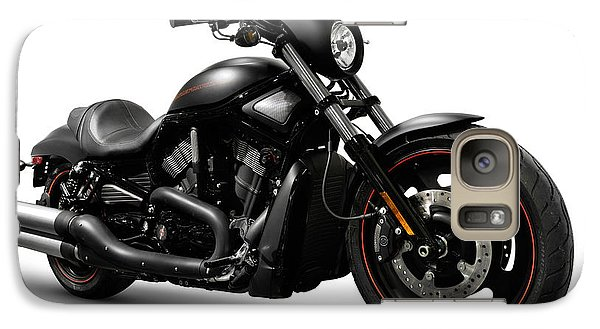 Harley Davidson Vrscd Night Rod Special  Galaxy S7 Case by Oleksiy Maksymenko
