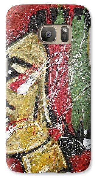 Hawks Galaxy S7 Case by Elliott From