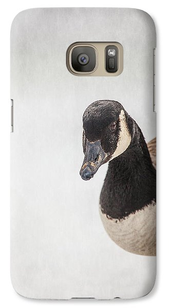 Hello There Galaxy Case by Karol Livote