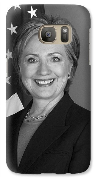 Hillary Clinton Galaxy Case by War Is Hell Store