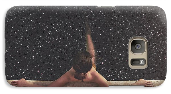 Holynight Galaxy Case by Fran Rodriguez