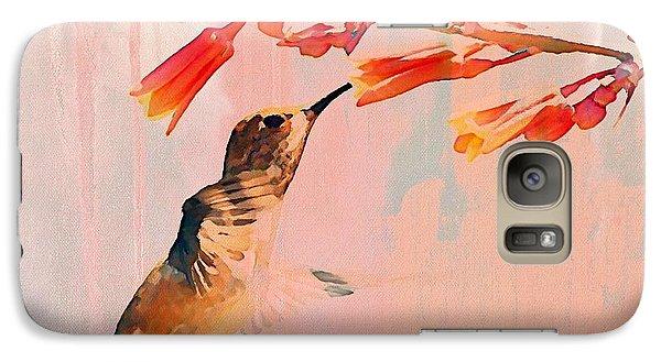 Hummer Art Galaxy S7 Case by Fraida Gutovich