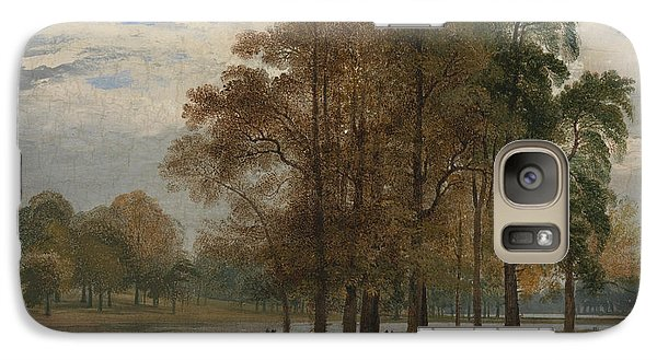 Hyde Park Galaxy S7 Case by John Martin