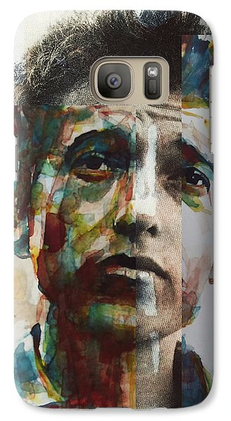 I Want You  Galaxy S7 Case by Paul Lovering
