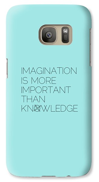 Imagination Galaxy S7 Case by Melanie Viola