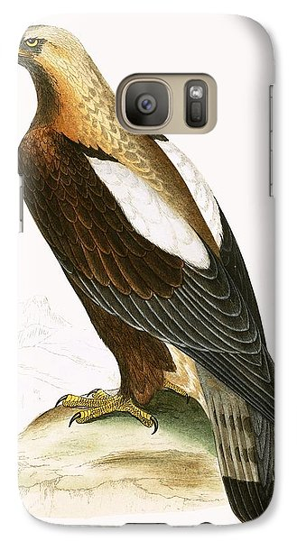 Imperial Eagle Galaxy S7 Case by English School