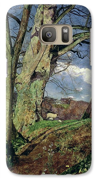 In Early Spring Galaxy S7 Case by John William Inchbold