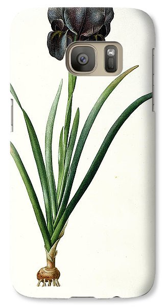 Iris Luxiana Galaxy S7 Case by Pierre Joseph  Redoute