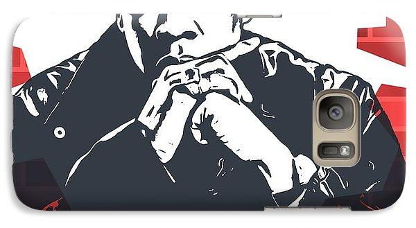 Jay Z Graffiti Tribute Galaxy S7 Case by Dan Sproul
