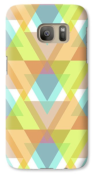 Jeweled Galaxy S7 Case by SharaLee Art