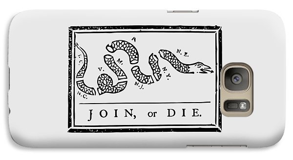 Join Or Die Galaxy Case by War Is Hell Store