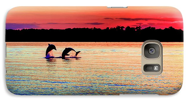 Joy Of The Dance Galaxy S7 Case by Karen Wiles