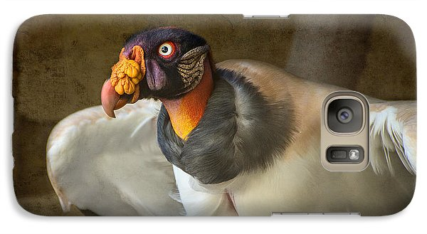 King Vulture Galaxy Case by Jamie Pham