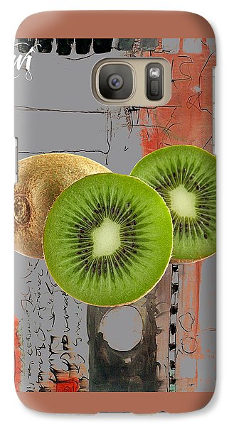 Kiwi Collection Galaxy Case by Marvin Blaine